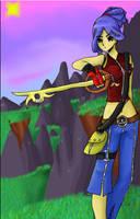 Kya Keyblader by KarinxSora