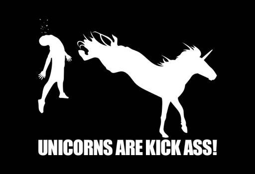 Unicorns Are Kick Ass
