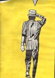 WAlking suit man by Driftaholic3