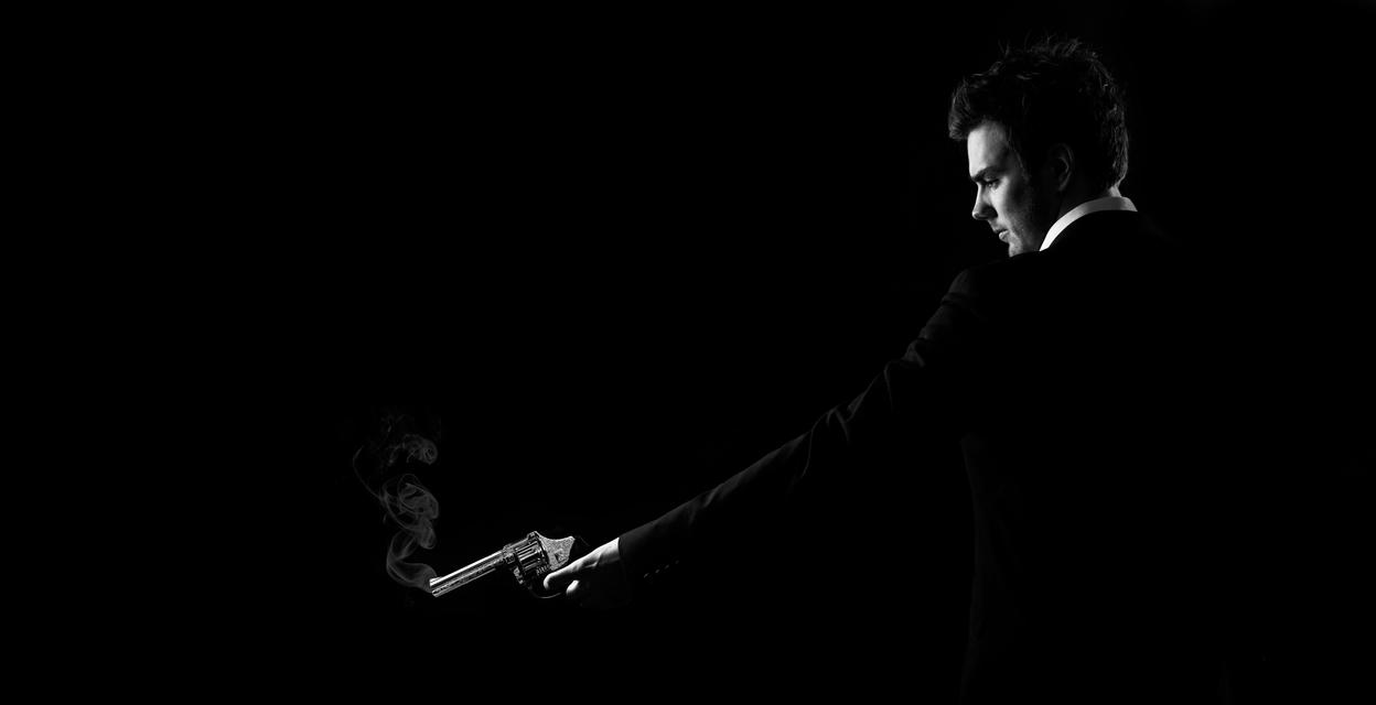 Low-Key Black and White - Mafia/Gangster by Atthack on ...