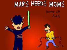 Mars Needs Moms (Movie Rehab Episode 2) by jackhopeart