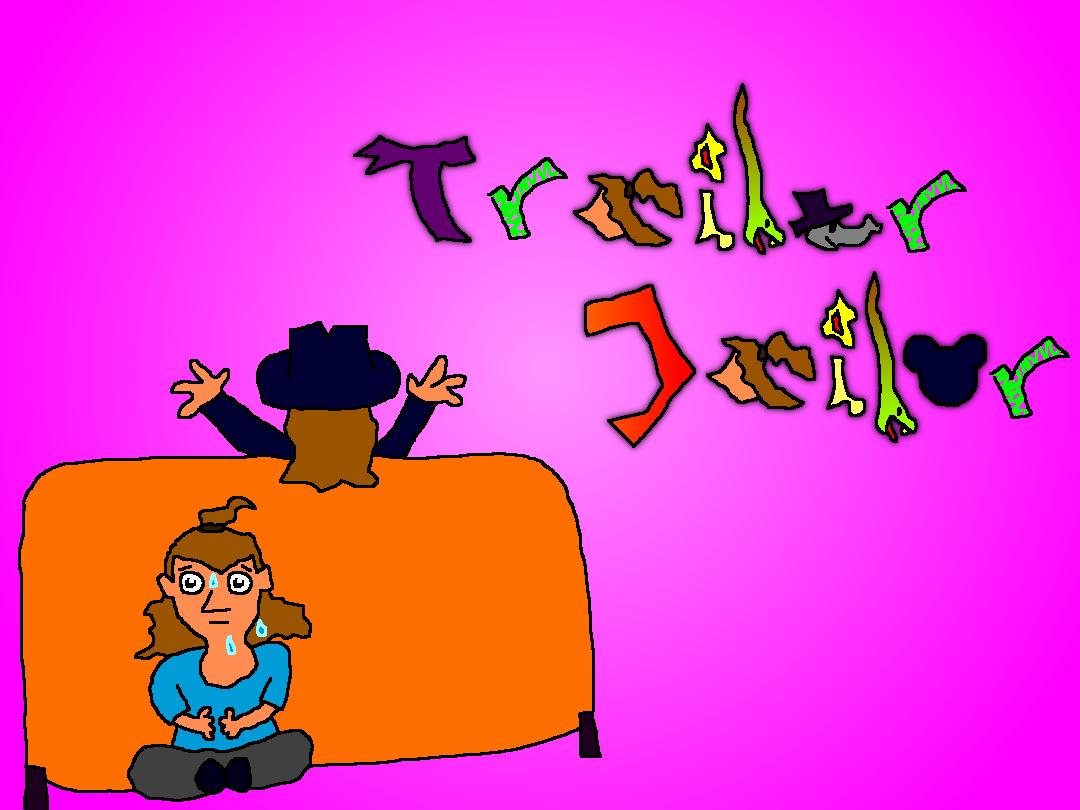 The Starving Games (Trailer Jailor Episode) by jackhopeart