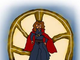 Doctor Strange (Jack Skyblue Reviews Episode) by jackhopeart