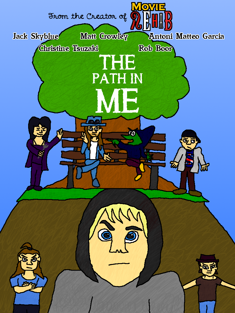 The Path in Me by jackhopeart