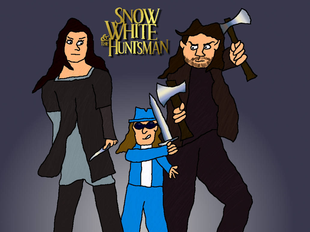 Movie Rehab: Snow White and the Huntsman by jackhopeart