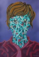 Pop Art Portrait by anitadunkl