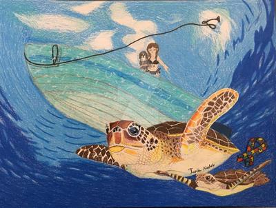 Tortugas Marinas by TaniaLN