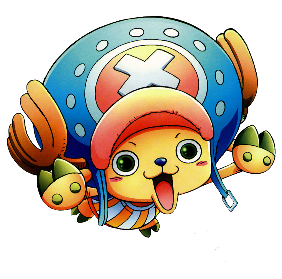 One Piece Chopper Png By Bloomsama On Deviantart