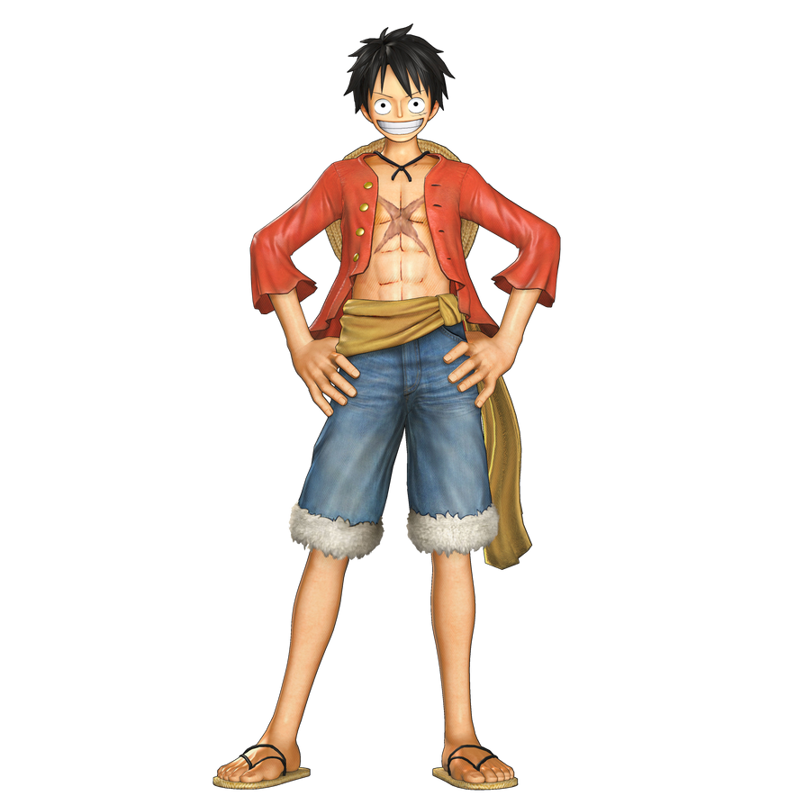 one piece png by bloomsama on deviantart