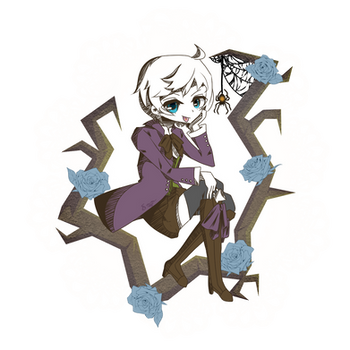 Alois Trancy by SaraDere
