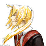 new griffindor student by Haruhi-tyan