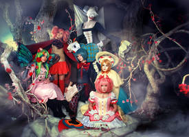 Madoka and Witches