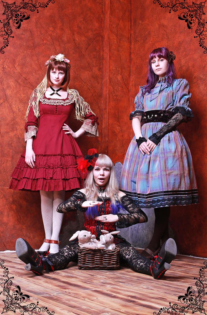 Dolls by 13-Melissa-Salvatore