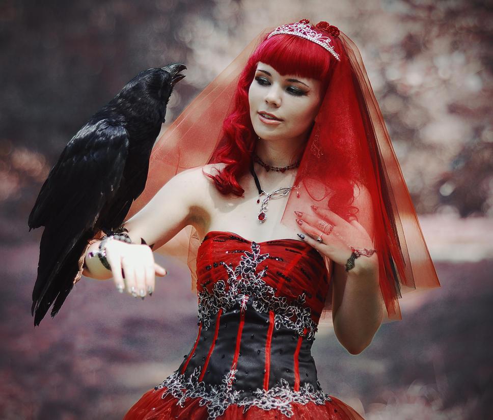 Die rote Braut 2 by 13-Melissa-Salvatore