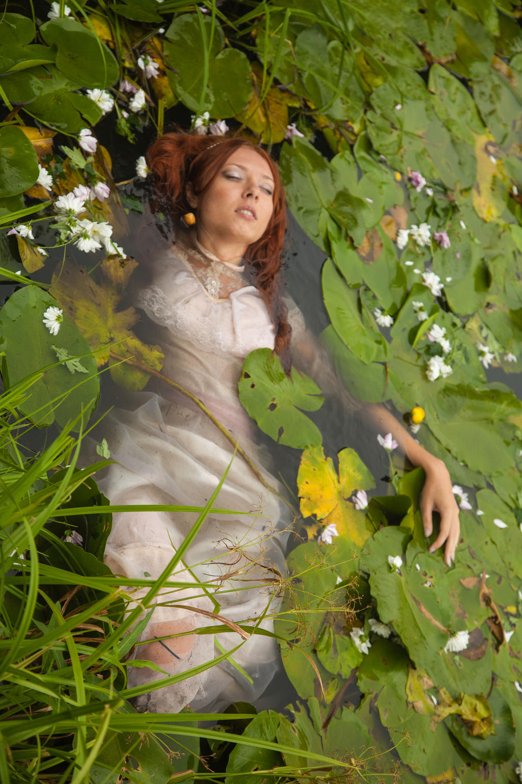Ophelia by 13-Melissa-Salvatore