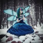 ---Der blaue Schmetterling---