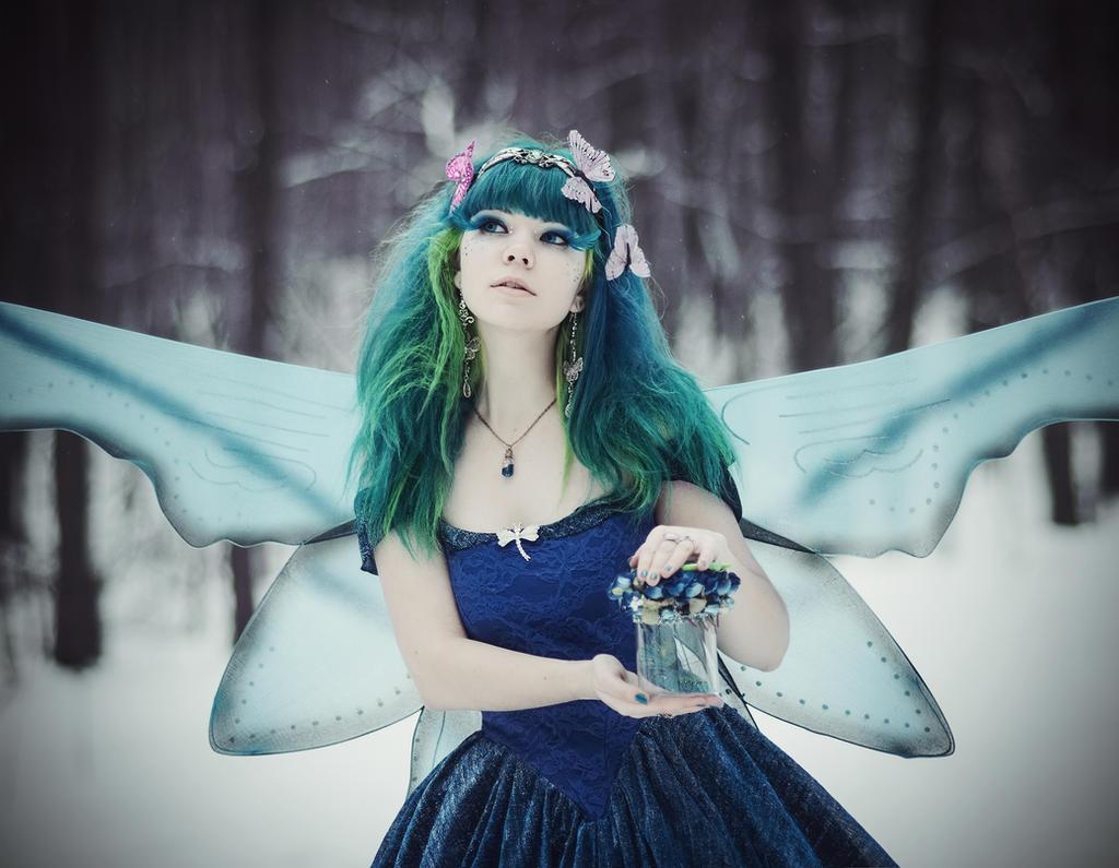 Der blaue Schmetterling 3 by 13-Melissa-Salvatore