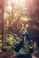 green elf by 13-Melissa-Salvatore