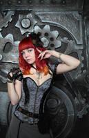 blue gears by 13-Melissa-Salvatore