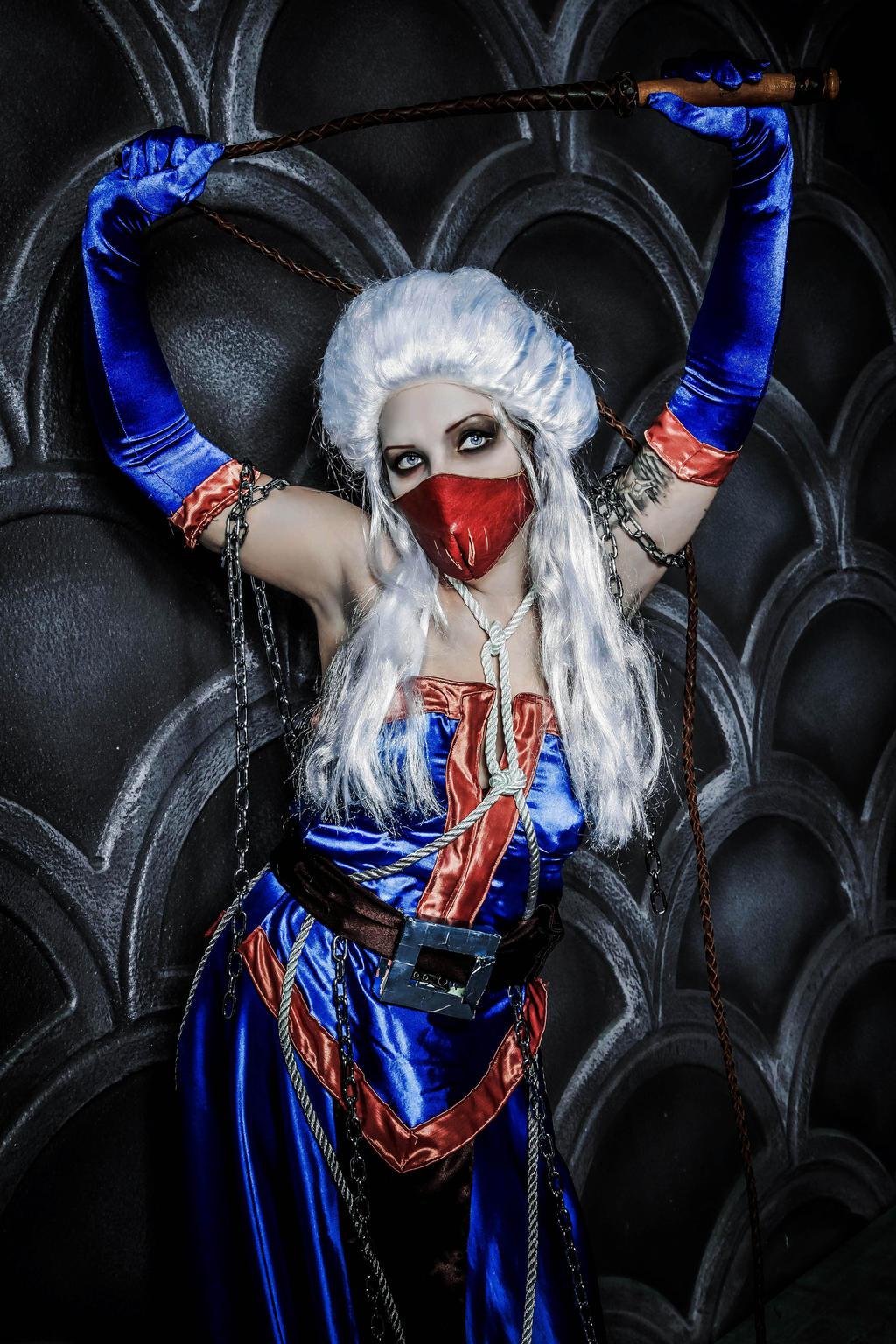 Tortrure Dominatrix by 13-Melissa-Salvatore
