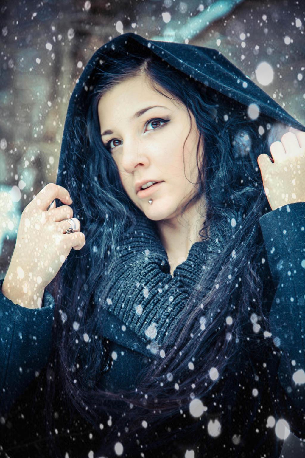 February snow by 13-Melissa-Salvatore