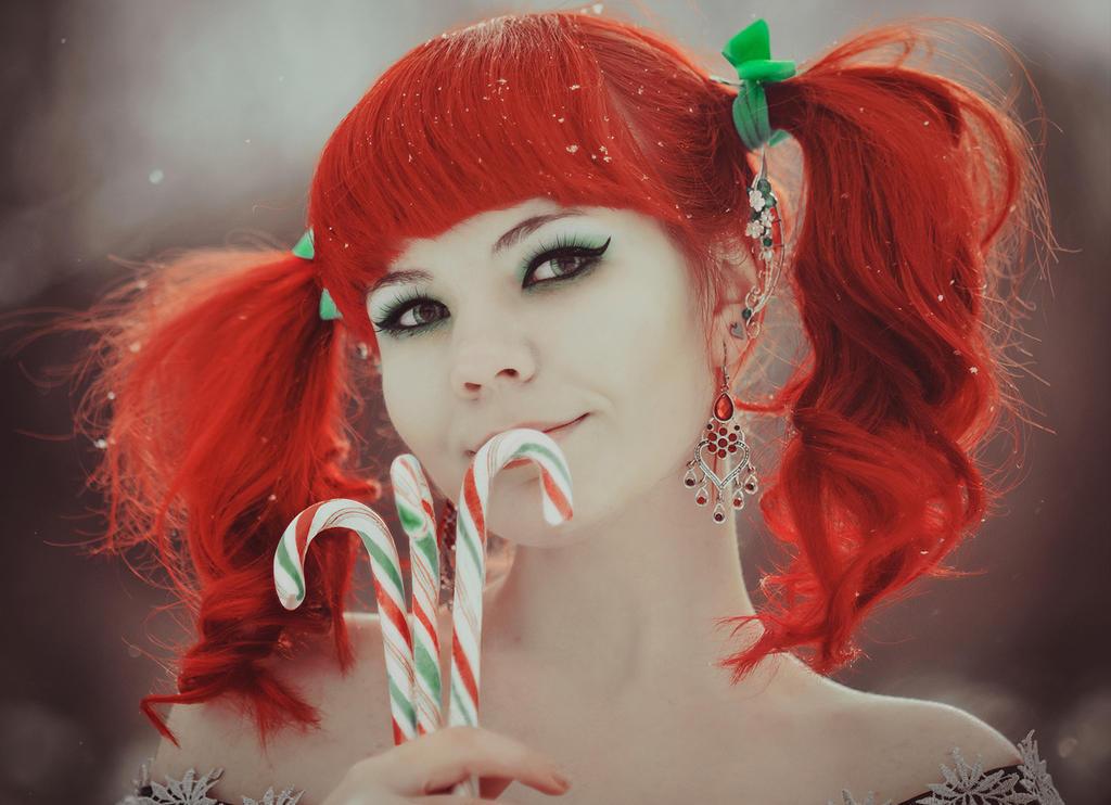 Sweet girl by 13-Melissa-Salvatore
