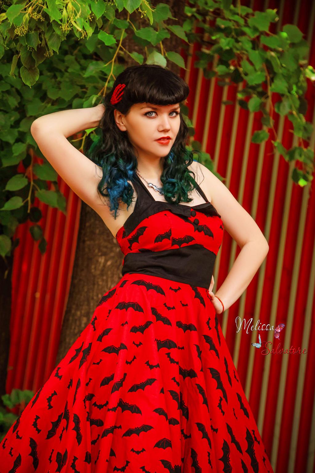 Rockabilly Girl by 13-Melissa-Salvatore