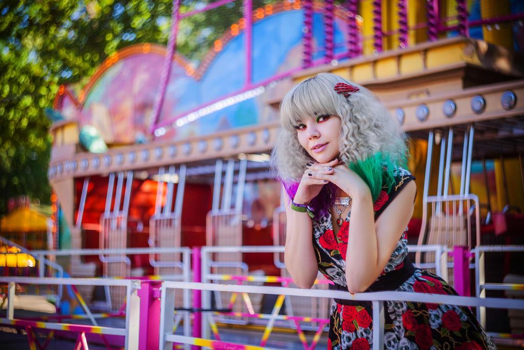Amusement Park by 13-Melissa-Salvatore