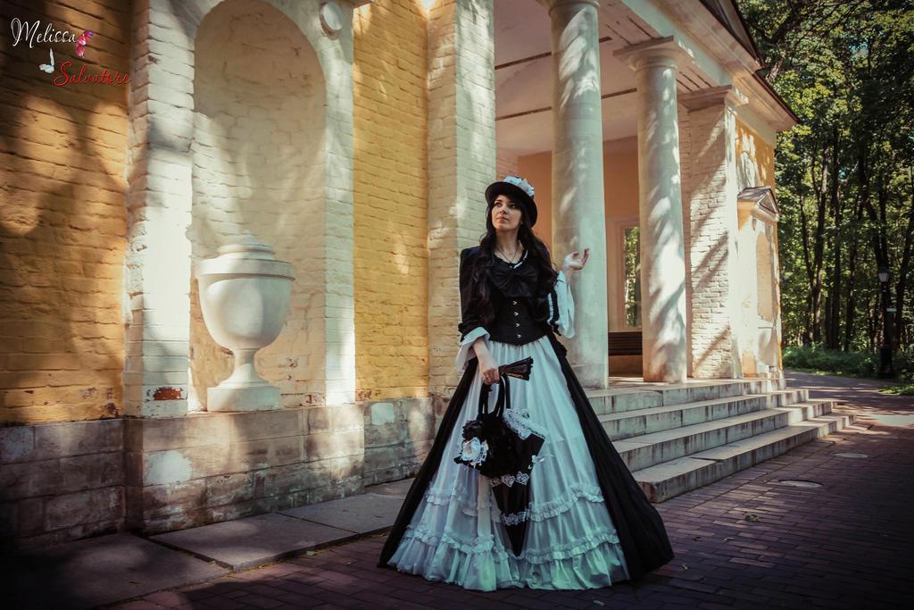 Black-White by 13-Melissa-Salvatore