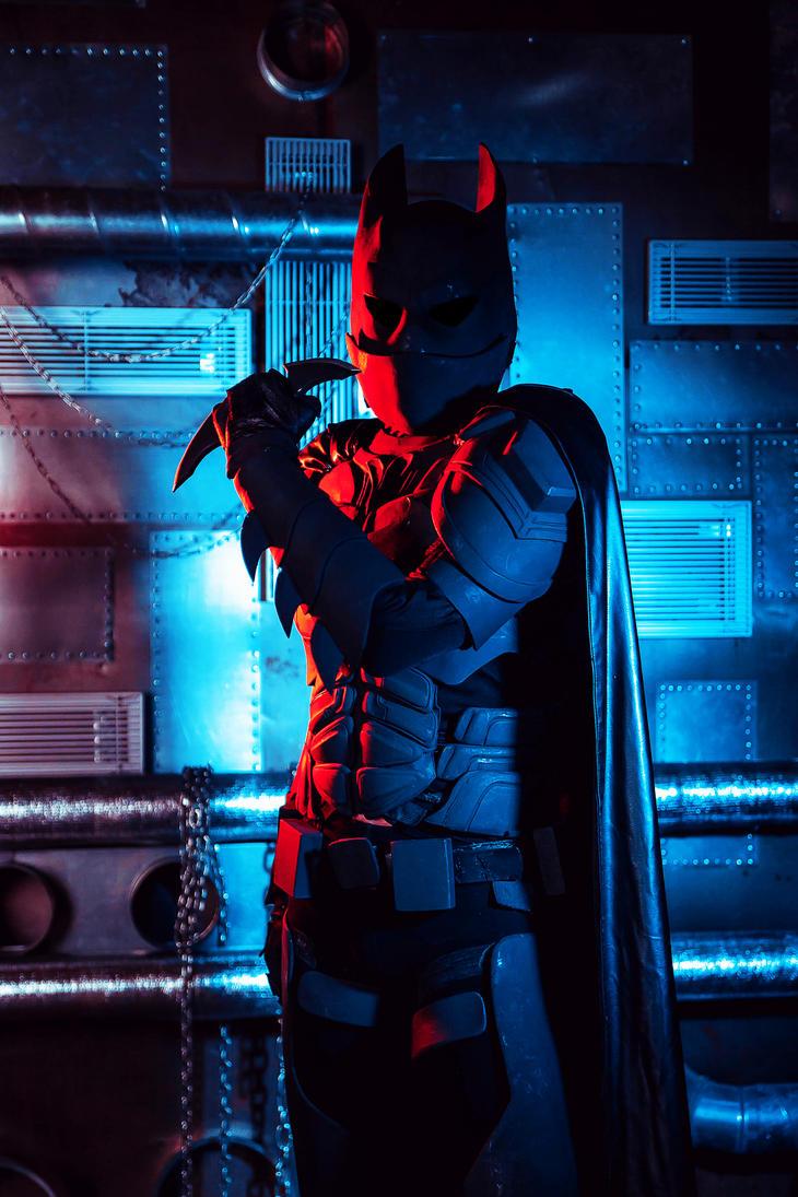 Batman by 13-Melissa-Salvatore