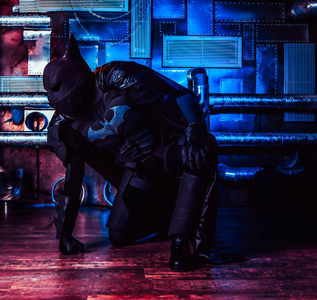 Batman by 13-Melissa-Salvatore
