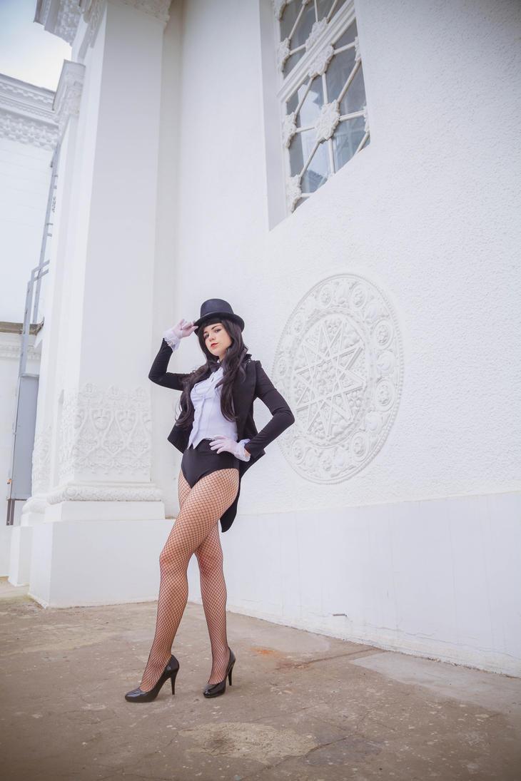 Zatanna  Zatara by 13-Melissa-Salvatore