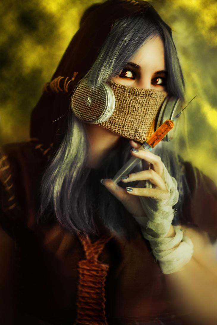 Scarecrow by 13-Melissa-Salvatore