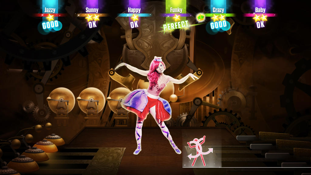 Cosplay Game Just Dance 2016 by 13-Melissa-Salvatore