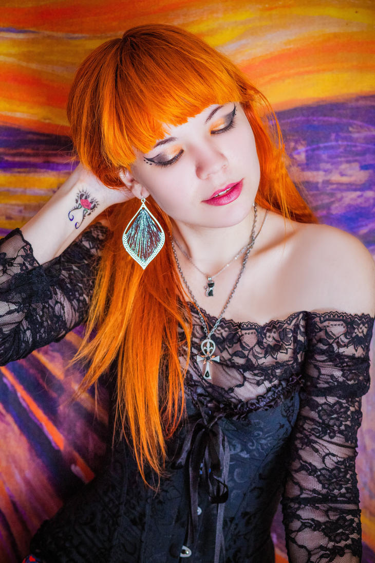 Orange by 13-Melissa-Salvatore
