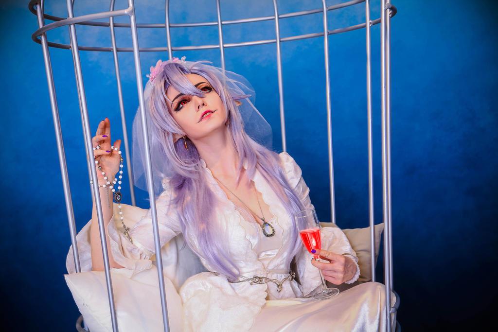 fem!Ferid Bathory by 13-Melissa-Salvatore