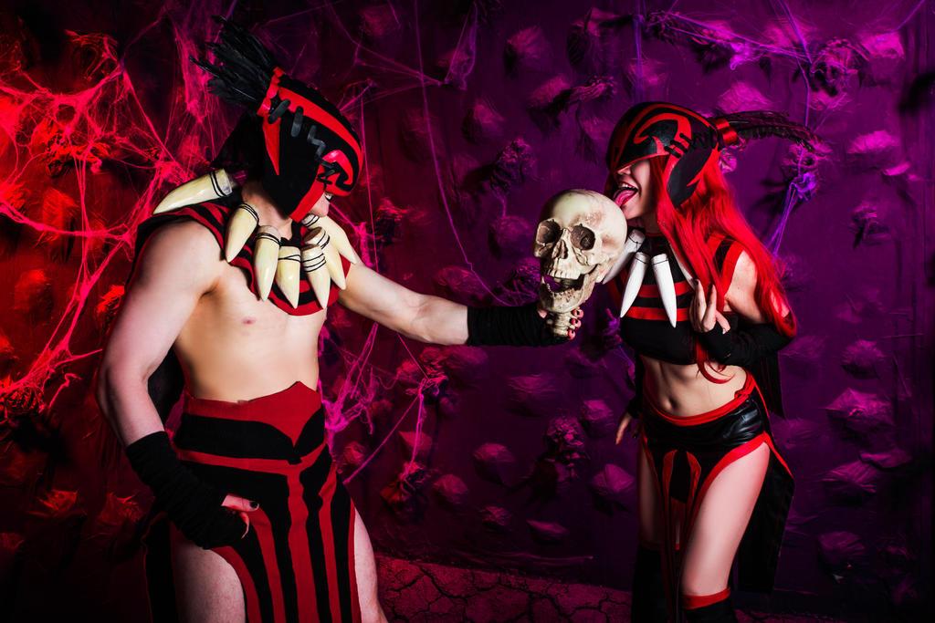 Bloodseeker Dota2 by 13-Melissa-Salvatore