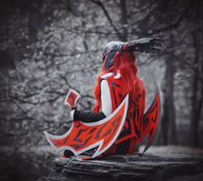 Dota 2 - Bloodseeker by 13-Melissa-Salvatore