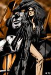 Baroness and Starscream