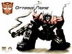 Optimus Wallpaper