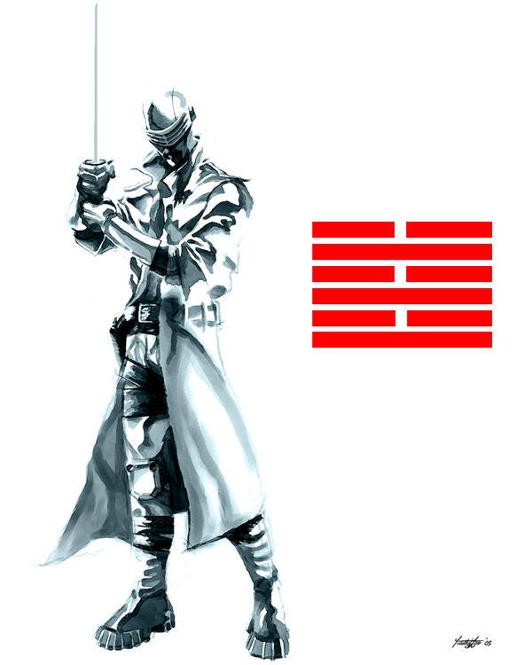 Cobra Manga Wallpaper: Snake-Eyes By Ninjaink On DeviantArt