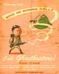 SFG Ad Boy: Ghostbusters