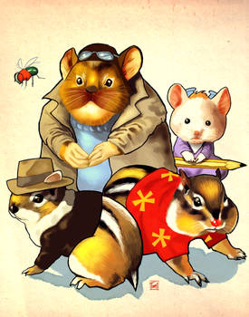 Rescue Rodents