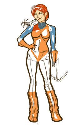 Real American Heroine