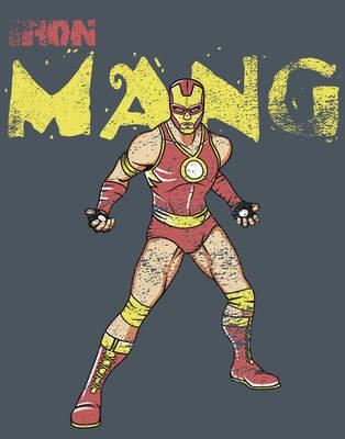 Iron Mang by ninjaink