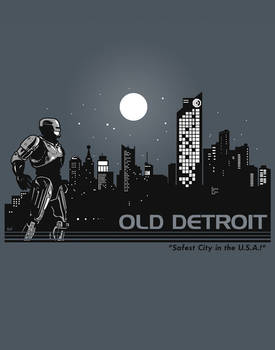 Greetings from Old Detroit
