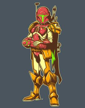 Galactic Bounty Hunter