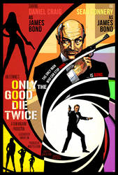 Only the Good Die Twice by ninjaink