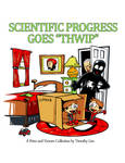 Scientific Progress Goes Thwip