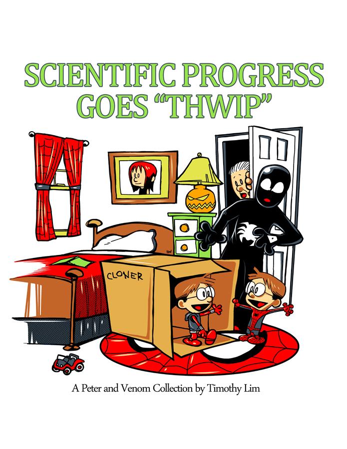 Scientific Progress Goes Thwip by ninjaink